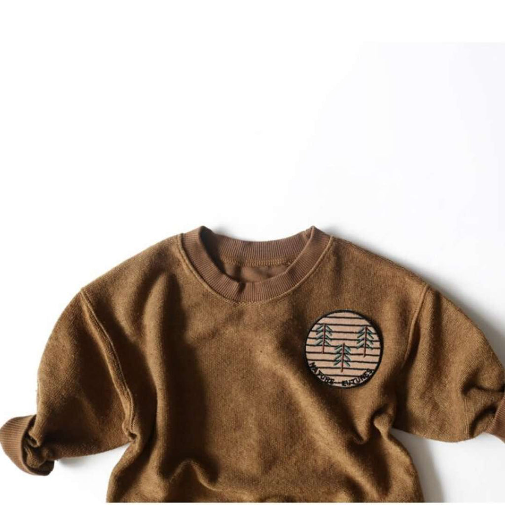 Winter Animal Sweatshirt - Choulala Box