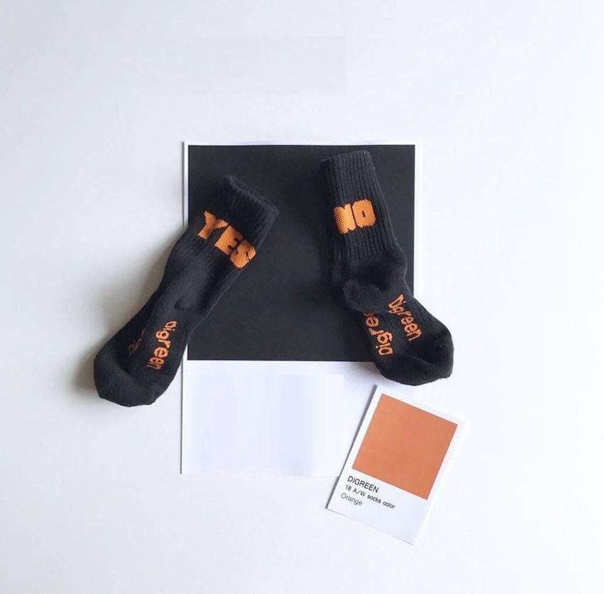 Yes No Socks - Choulala Box