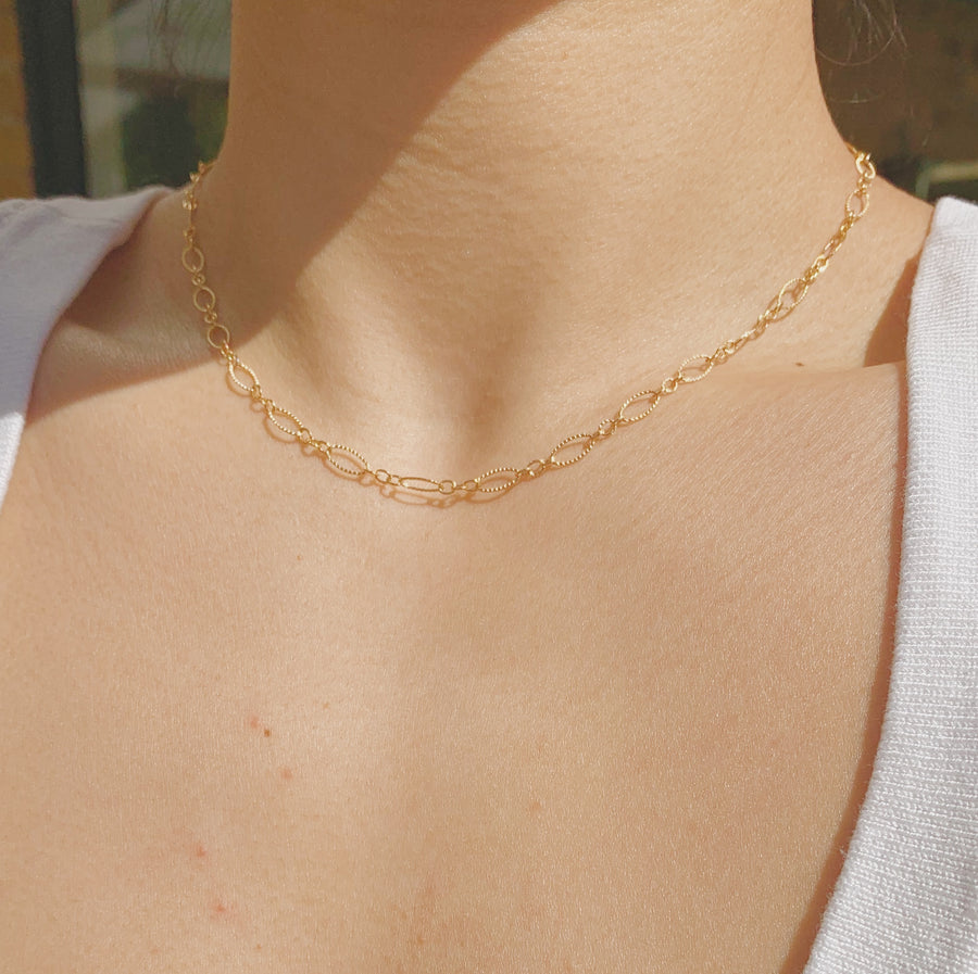 Rosa Stacking Necklace