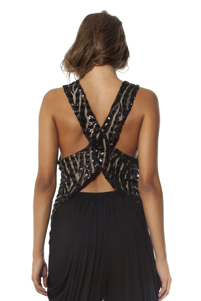 Lumineer Top - Fashion Flash Boutique