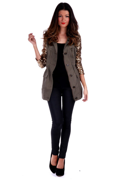 Whistle Blower Jacket - Fashion Flash Boutique
