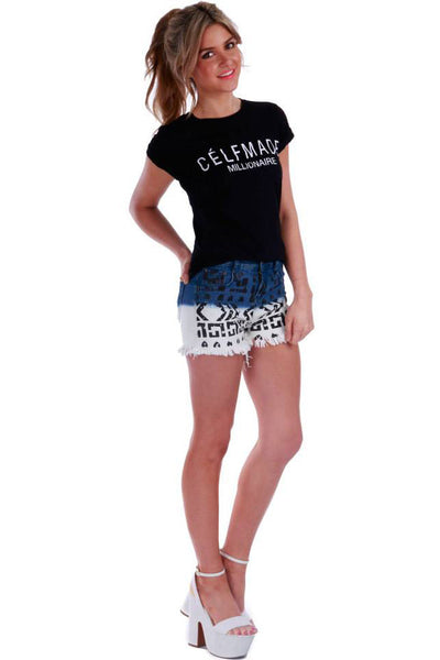 Celfmade Tee - Fashion Flash Boutique