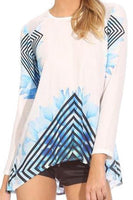 Uptown Girl Top - Fashion Flash Boutique