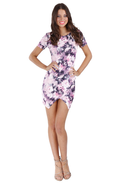 Bud Out Dress - Fashion Flash Boutique