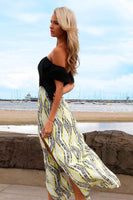 COPACABANA MAXI SKIRT - Fashion Flash Boutique