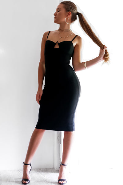 ALESSIA DRESS - Fashion Flash Boutique