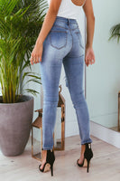 ALESSIA JEANS - Fashion Flash Boutique