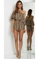 CASINO ROYAL PLAYSUIT - Fashion Flash Boutique