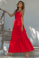 Consuelo Dress | Red