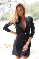 DIAMOND BLAZER - Fashion Flash Boutique