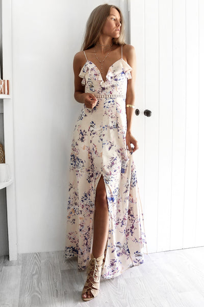 Havana Maxi Dress - Fashion Flash Boutique