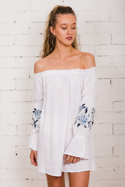 TULLY DRESS - Fashion Flash Boutique
