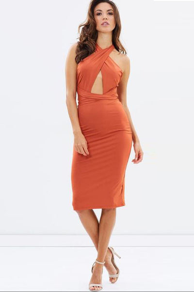 KOREY DRESS - Fashion Flash Boutique