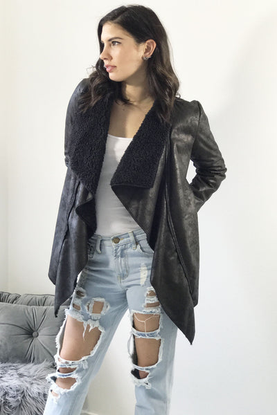 MISTY JACKET - Fashion Flash Boutique