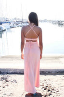 NEW PORT MAXI DRESS - Fashion Flash Boutique