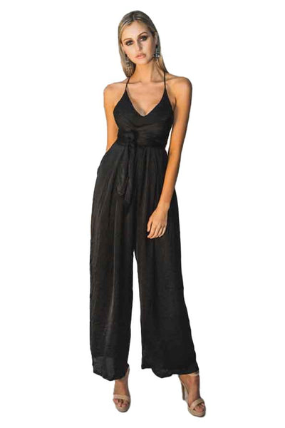 Paris Pantsuit | Black