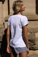 Paris T-Shirt | White