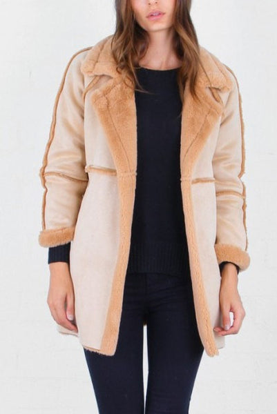 SAINT COAT - Fashion Flash Boutique