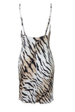 Tiger Stripes Dress