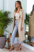 SOLOMAN COAT - Fashion Flash Boutique