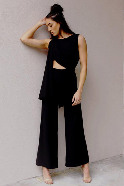 MILANI JUMPSUIT - Fashion Flash Boutique