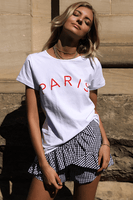 PARIS TEE - Fashion Flash Boutique
