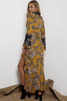SAFFRON MAXI DRESS - Fashion Flash Boutique