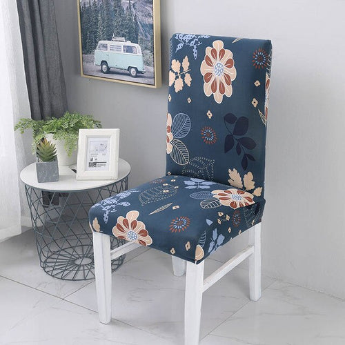 Housse chaise <br> Floralim