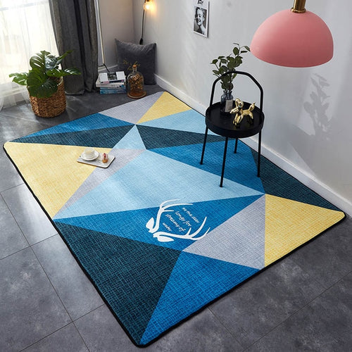 Tapis <br> Geometric Elite