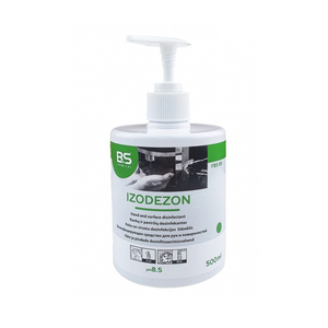 Hand and surface disinfectant 500ml