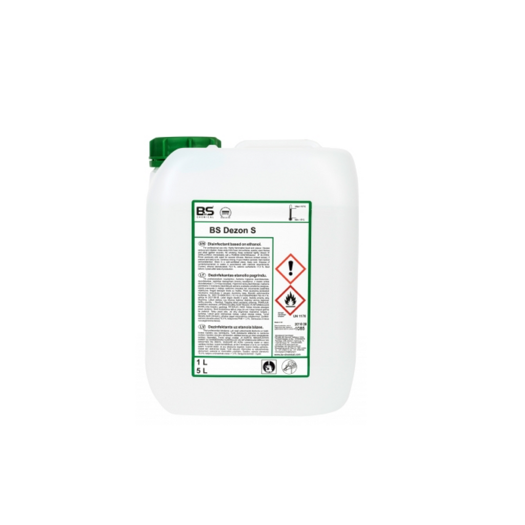 Hand and surface disinfectant 5l