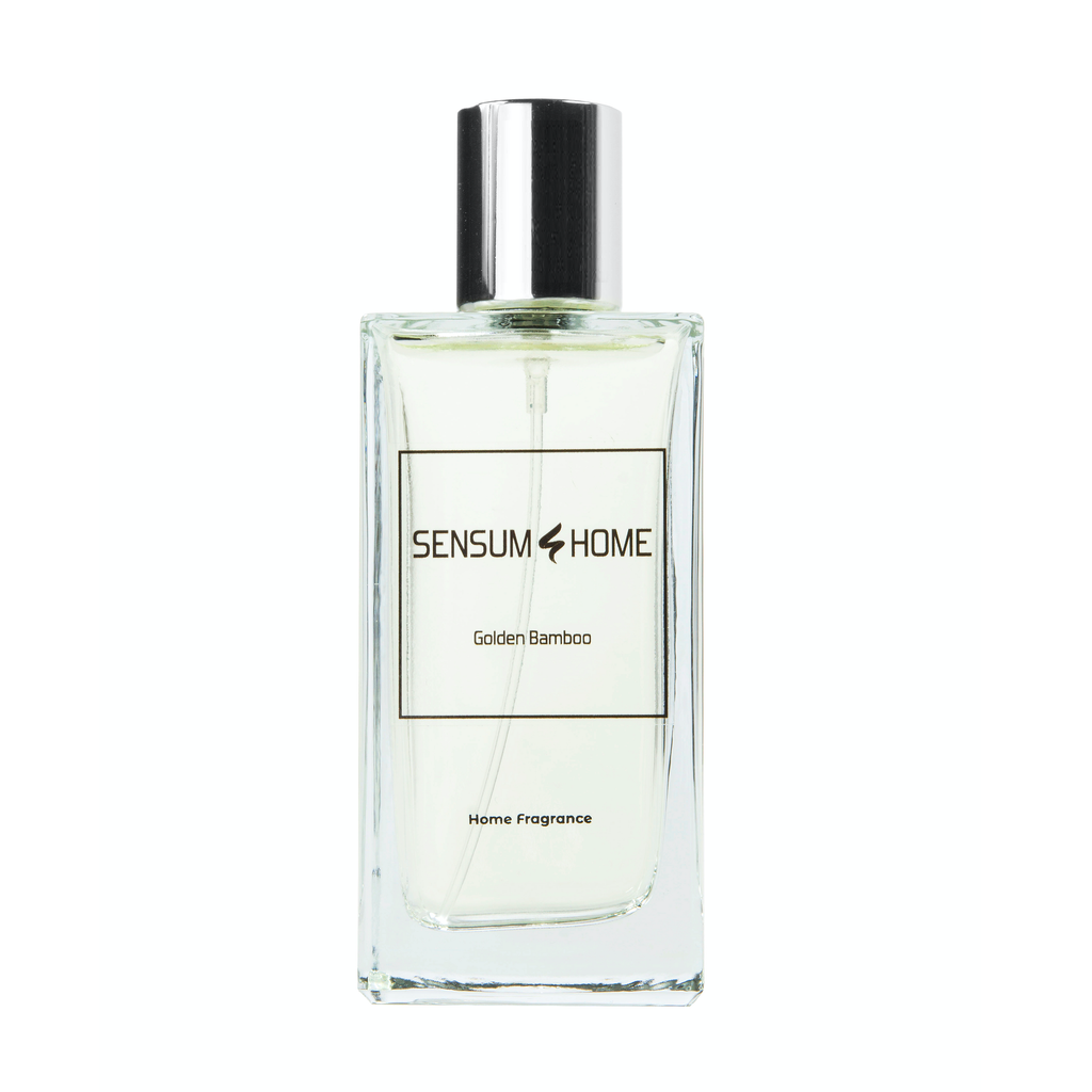 SENSUM HOME Fragrance Spray - FANTASTIC GOLDEN BAMBOO
