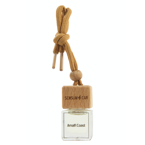 SENSUM CAR Luxury Perfume with hanging bottle - RELAXING AMALFI COAST