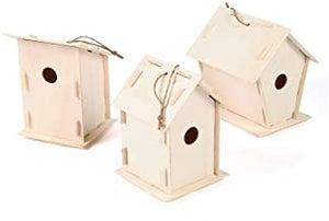 Hand Made Bird Houses - Free Shipping Anywhere in the US.