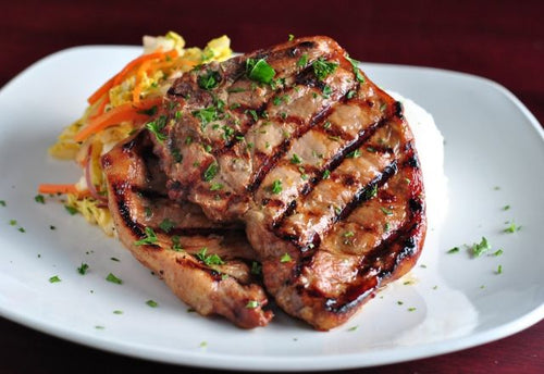 2 Center Cut Boneless Pork Chop - (6 o.z. cut)