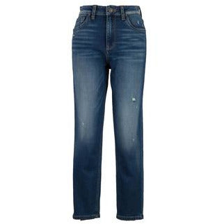 Naomi Girlfriend Ankle Straight (Endurable Wash)
