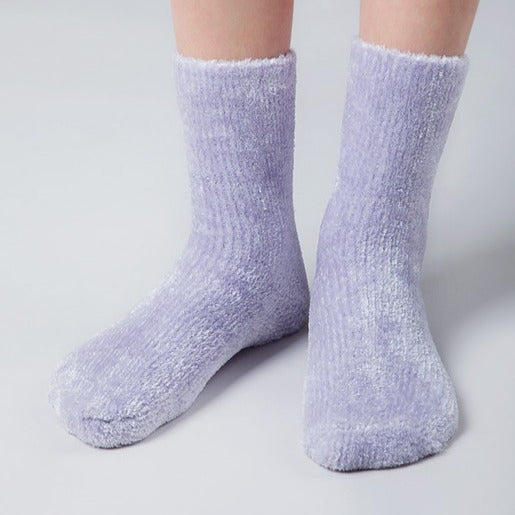 Luxury Chenille Socks