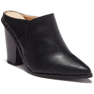 Black Mule Shoes