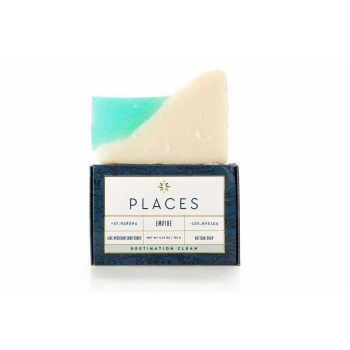 Empire - Lake Michigan Sand Dunes Soap - PLACES