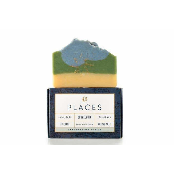 Charlevoix - Up North Natural Soap - PLACES
