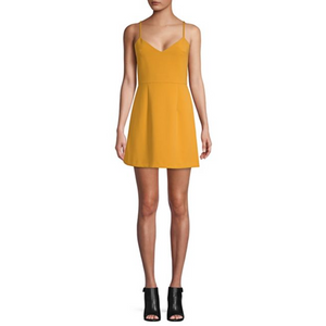 Tuscan Sun Mini Dress