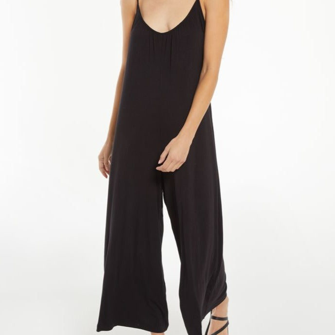 Summerland Slim Flared Jumpsuit