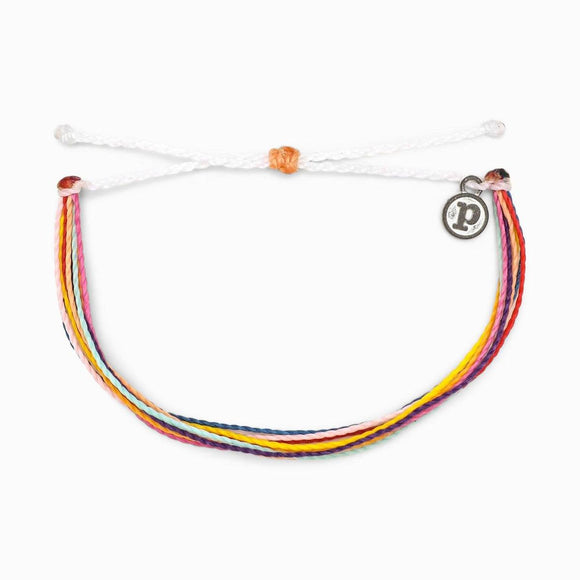 Pura Vida Hustle Kindness Charity Bracelet