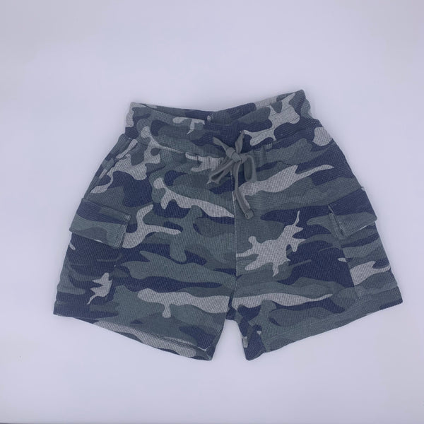 Camo Thermal Cargo Shorts
