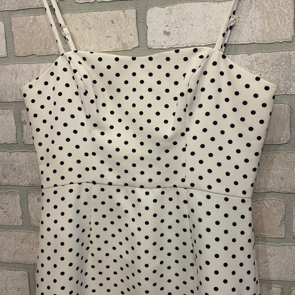 Polka Dot Whisper Dress