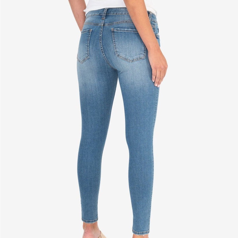 Connie Ankle Skinny (Consciously wash)
