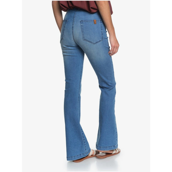 Wild Blossom Flared Jeans