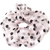 Big Chiffon Sheer Scrunchie