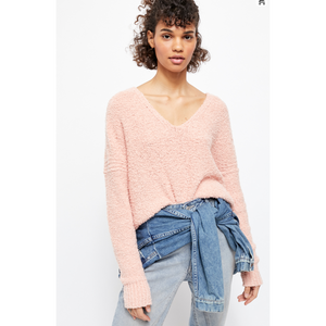 Finders Keepers VNeck Sweater