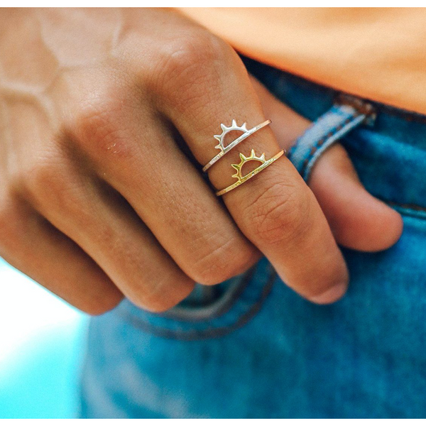 Pura Vida Sunset Ring